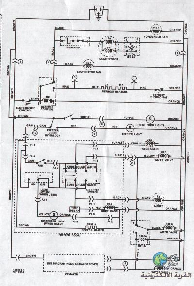 Intertherm Electric Furnace Wiring Diagram moreover 60cc6 Dodge Ram 1500 Air Codes P0073 Tell Means as well Diagram Of Starter Wire In 1995 Jeep Cherokee Stereo Wiring further Showthread moreover Ceiling Fan Capacitor Wiring Diagram. on heat pump defrost wiring diagram
